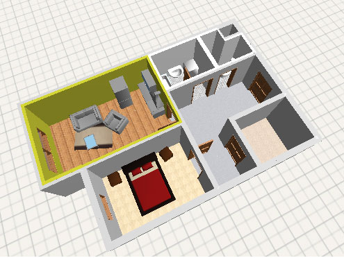 3D MODEL REALITY